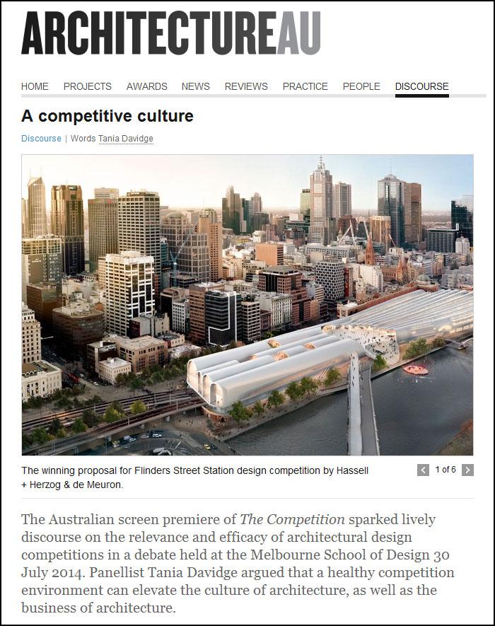TD_A Competitive Culture